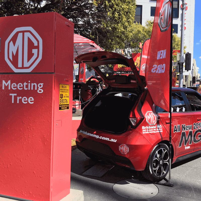 MG Motor Australia